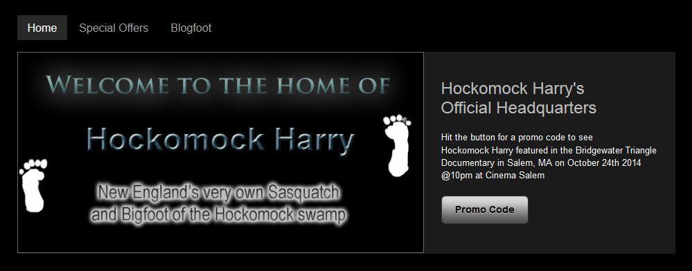 Hockomock Harry